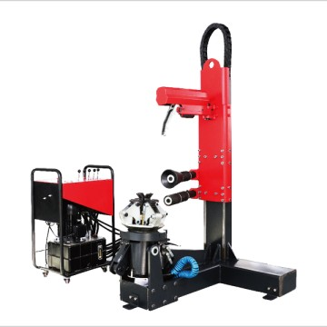 China mobile truck tire tyre changer machine price