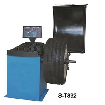 Balancing machine S-T892
