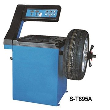 Balancing machine S-T895A