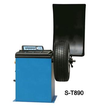 Balancing machine S-T890