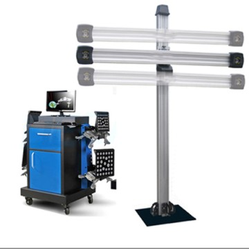 3D wheel alignment and balancing machine price
