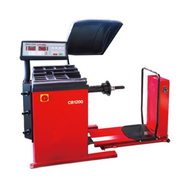Factory sale wheel balancing machine with Protection Cover