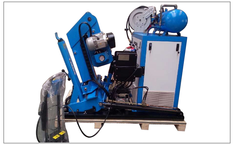 Tire changer S-TY008